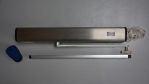 Record DFA-127 Trekkende deuropener met afstandsbediening gebruikt