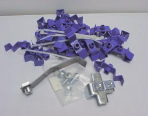 Kunststof beugels voor Kaba SLM  45-0630-061C nieuw